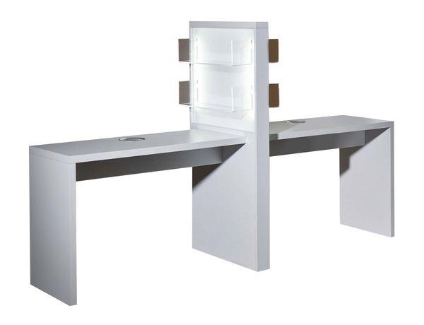 Tavolo manicure tavolo manicure tavoli per manicure - Tavolo con aspiratore per manicure ricostruzione unghie ...