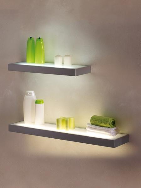Mensole In Vetro Luminose.Arredamendo Mobili Poltrone E Mensole Per Centro Estetico