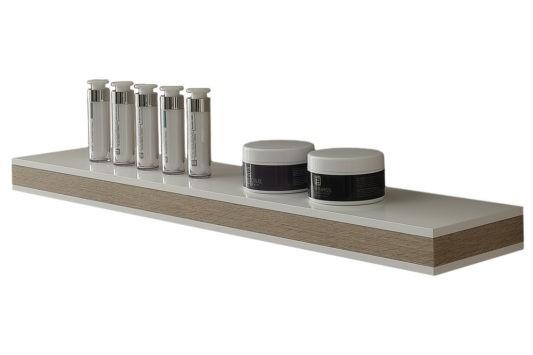 Arredamendo mobili poltrone e mensole per centro estetico