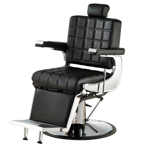Sedie poltrone lavatesta e specchi per parrucchieri for Poltrone da barbiere usate