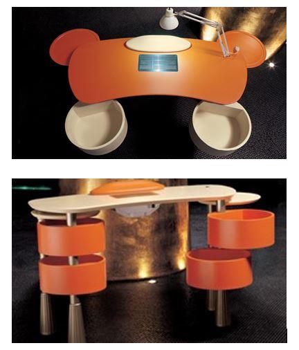 Attrezzature estetiche - Tavolo ricostruzione unghie con aspiratore usato ...